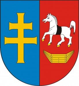 herb powiatu włoszczowskiego